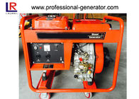 5.5KW Portable Home Electric Power Generator 4 Stroke Air - Cooling