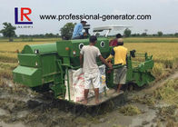 Longitudianl Axial Flow 88HP Rice Combine Harvester with Water Cooling 4 Cylinder Engine