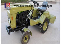 12HP 15HP 18HP 20HP Mini Walking Tractor Tillers And Cultivators Four Wheels 2400 RPM