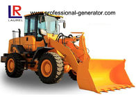 9.7 Ton Deutz Engine Mini Wheel Loader with 1.7m3 Bucket Capacity for Construction