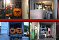 CE Warehouse Material Handling Equipment 4 Wheels 1 - 3T Mini Diesel Electric Forklift