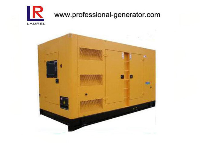 Three Phase 100kva - 500kva Silent Diesel Generators With Volvo Engine
