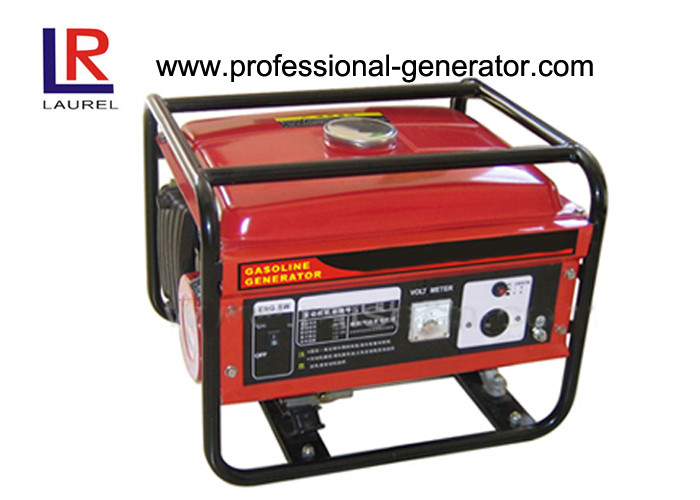 Easy Operation 1KW Air - cooled Small Gasoline Generators with 4 Stroke for Home Use