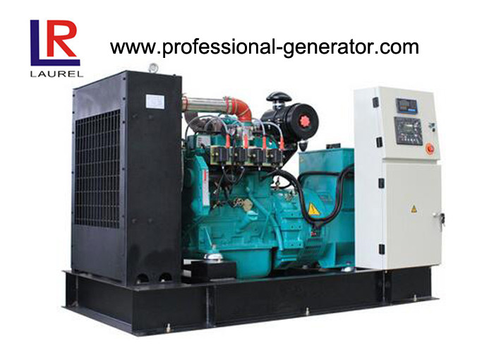 AC 3 Phase 50kW Biogas Industrial Natural Gas Generators with 400 / 230V Adjustable