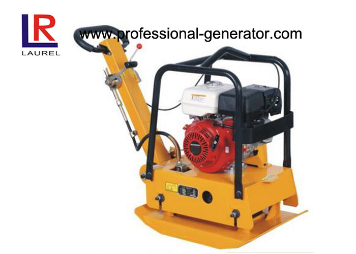 9 HP Reversible Plate Compactor with Gasoline Engine 30kn Force LCR160