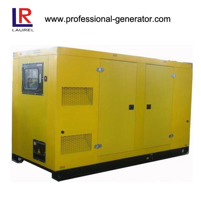 80KW 100kVA Cummins Engine Silent Diesel Generator with Stamford Alternator