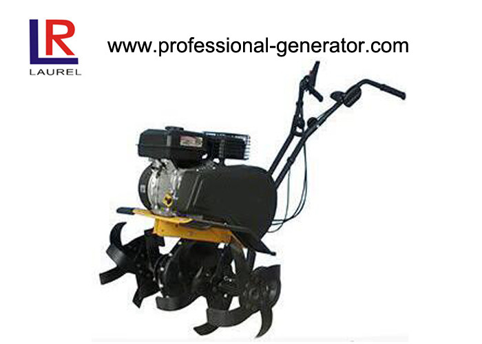6.5HP Rotary Gasoline Tractor Tillers and Cultivators for Mountain with Forward and Reverse Gearshift