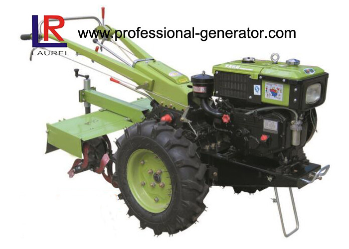 CE Apporved Electric Start 8HP Power Tiller Walking Tractor for Agriculture with Two Wheels