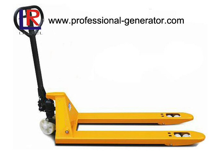 Stainless Steel Warehouse Material Handling Equipment Lightweight Hydraulic Hand Pallet Jack