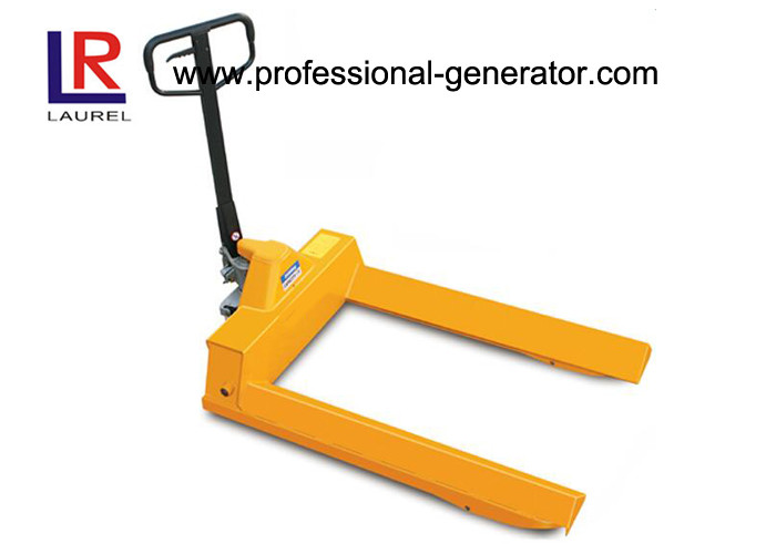 2000kg High Lift Reel Manual Hand Paper Roll Pallet Truck Trolley Warehouse Equipment