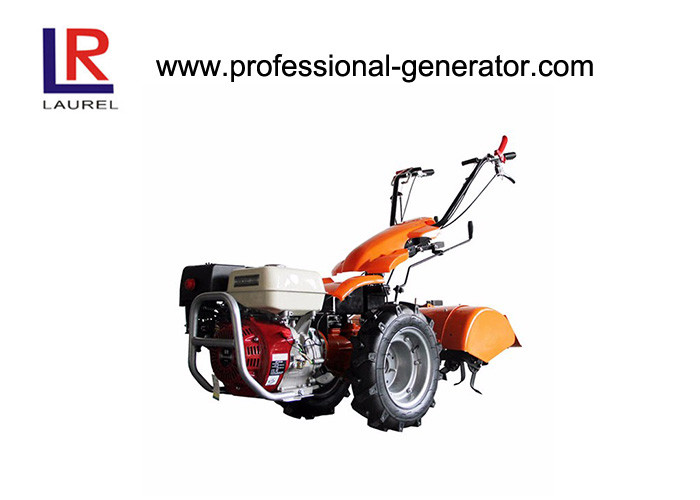 13HP Electric Start Two Wheel Tractor Gear Drive Tiller Cultivator